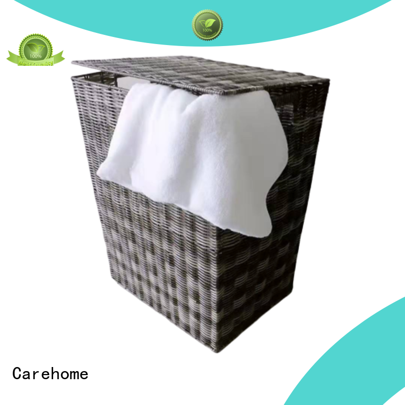 Carehome customized towel basket with high quality for family