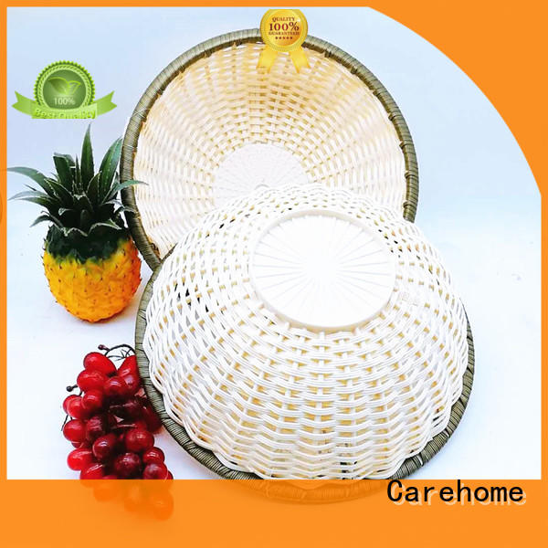 durable storage baskets wicker with certificates for sale