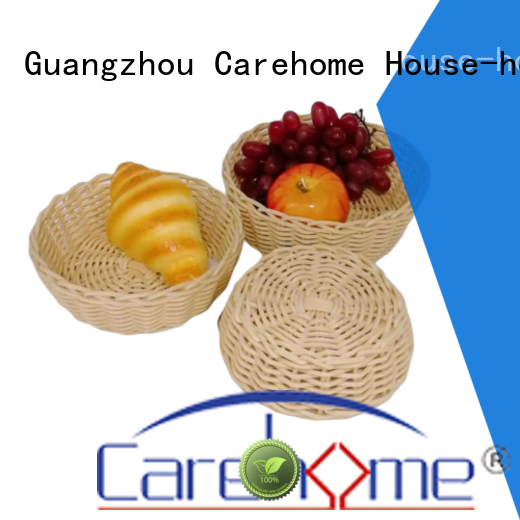 Carehome handmade bakery display baskets with high quality for sale