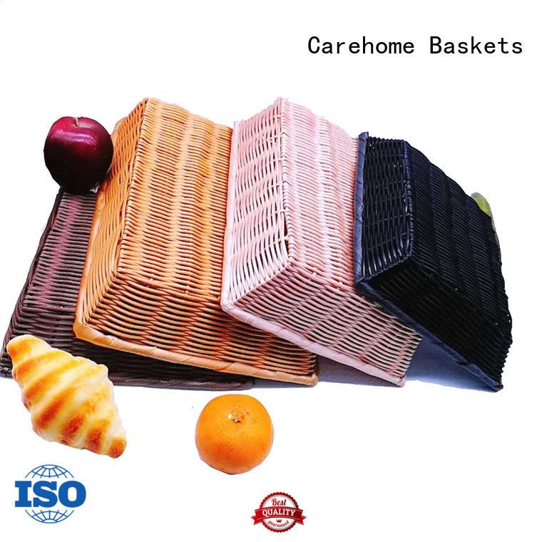 wicker storage baskets for shelves bt4003 manufacturer for family
