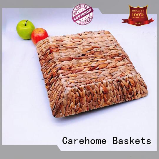 Carehome handwaving Sea Grass Basket with high quality for market