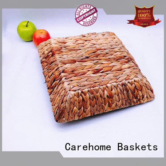 Carehome handwaving Sea Grass Basket with high quality for market