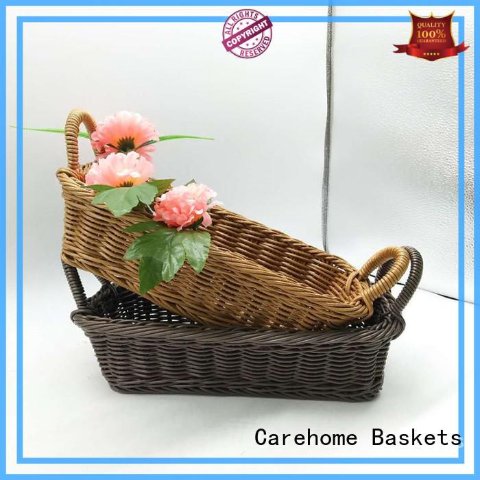 bamboo wicker baskets kitchen bread manufacturer for shop