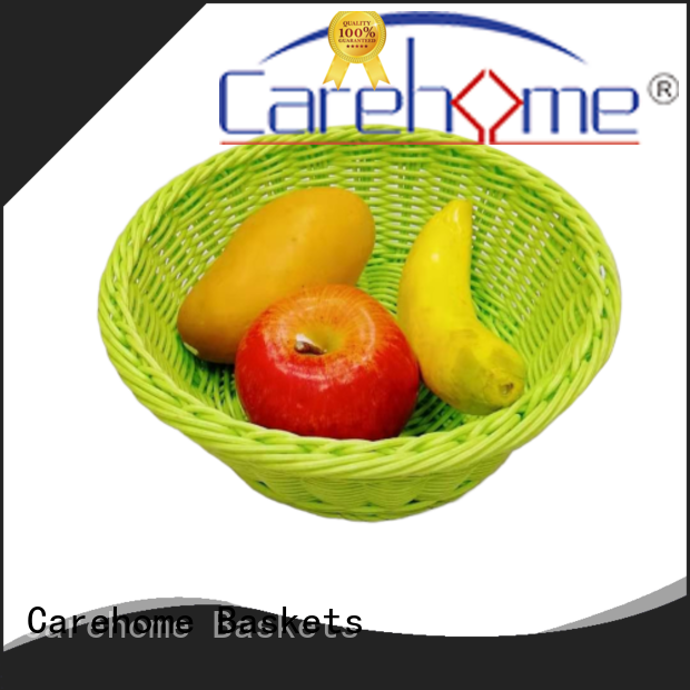 Carehome tl1035 bakery display baskets supplier for market