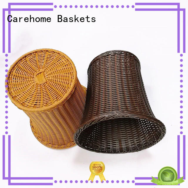 Carehome fruit handle basket wholesale for family
