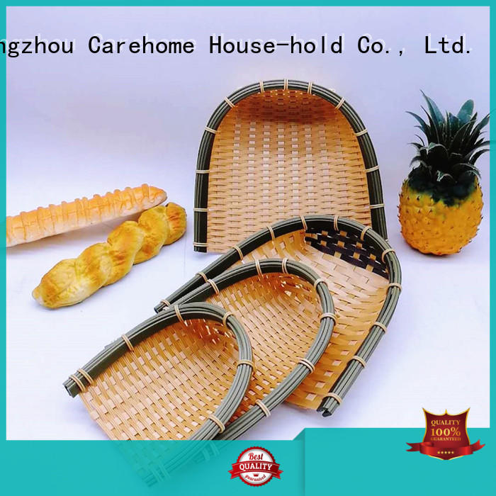 sushi Bamboo Basket easy to clean for shop