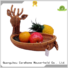 washable wicker gift baskets wedding supplier for shop