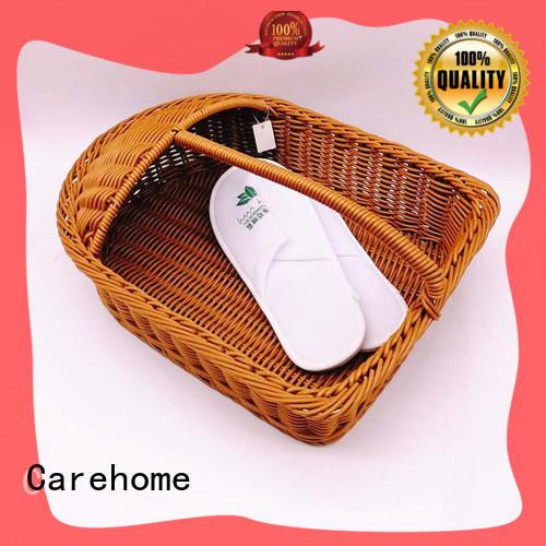 customized bathroom basket handmade wholesale for shop