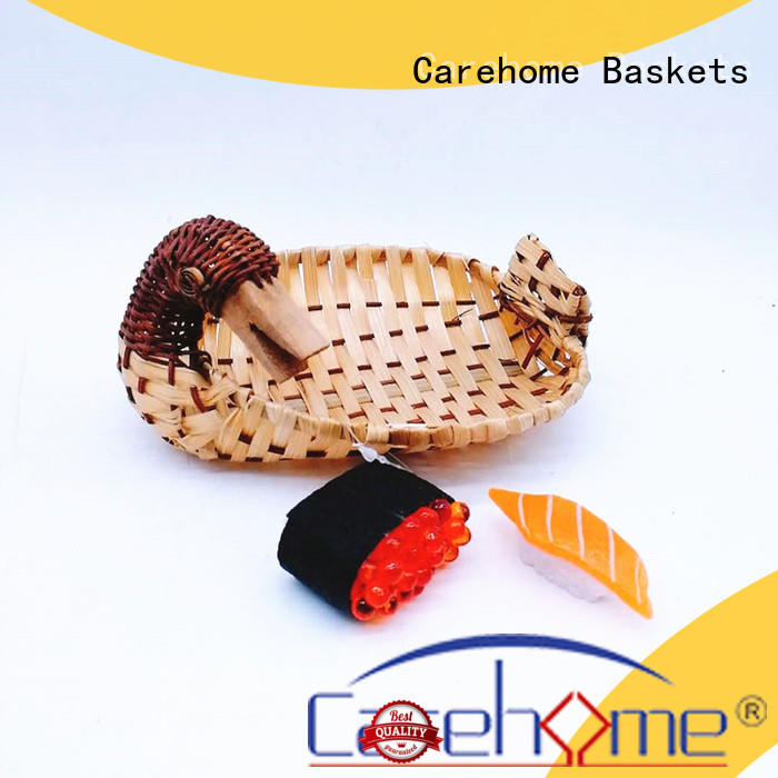 washable decorative baskets for gifts supplier for family Carehome