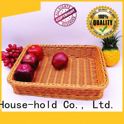 Carehome moistureproof bread basket supplier for shop