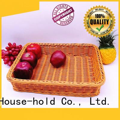 Carehome moistureproof bread basket supplier for shop