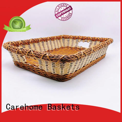 Carehome laundry handle basket for laundry for sale