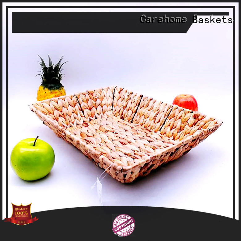 handwaving seagrass basket with lid seaweed with high quality for shop