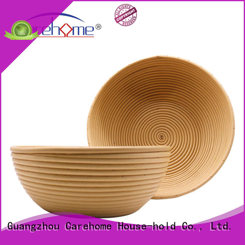Carehome poly bread basket with high quality for market