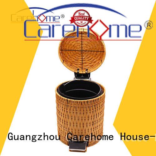 Carehome foldable rattan bread basket manufacturer for shop