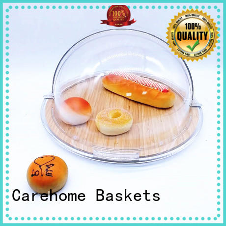 hollow small wicker bread baskets rectangular for shop Carehome
