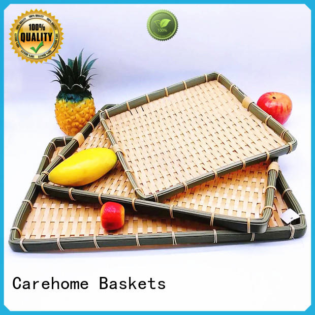 Carehome graceful large wicker baskets product for shop