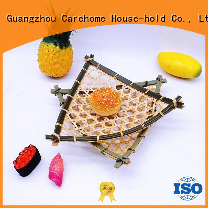 material Bamboo Basket ecofriendly for shop Carehome