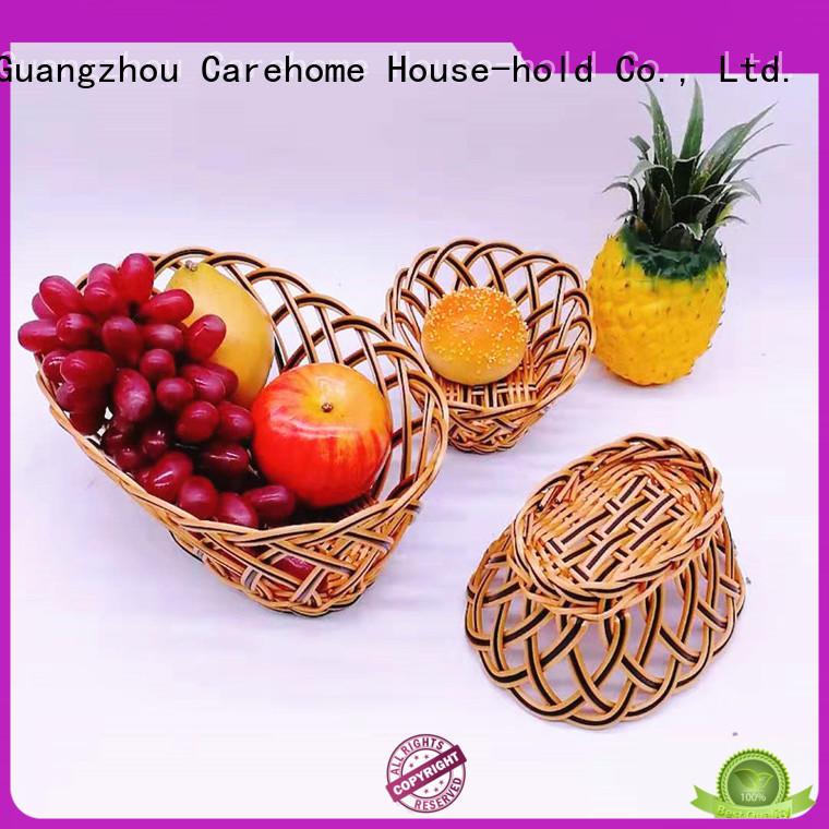 Carehome handwaving craft gift basket manufacturer for family