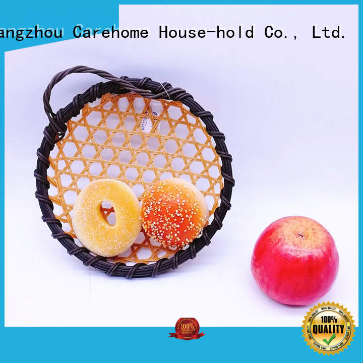 Carehome washable Bamboo Basket ecofriendly for supermarket