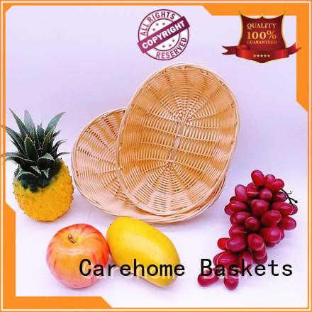 Carehome foldable restaurant basket supplier for supermarket
