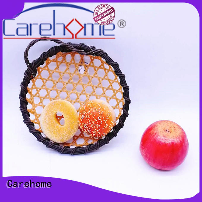 Carehome online Bamboo Basket ecofriendly for supermarket