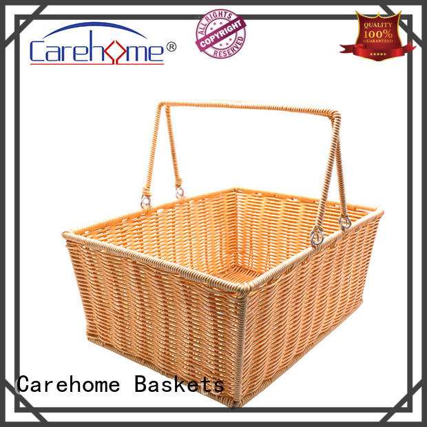 Carehome non-toxic Hamper baskets easy to clean for supermarket