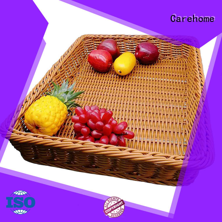 Carehome storage bread basket manufacturer for family