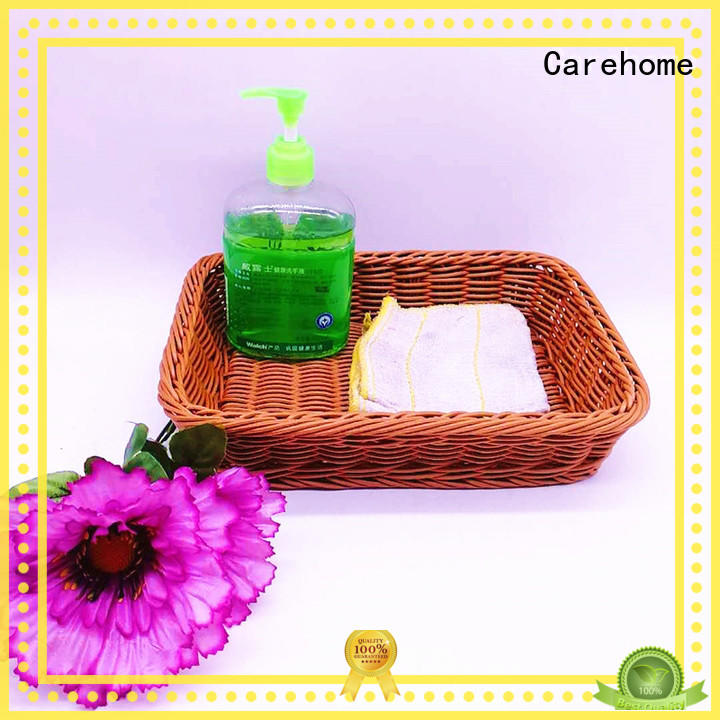 Carehome washable hotel basket wholesale for market