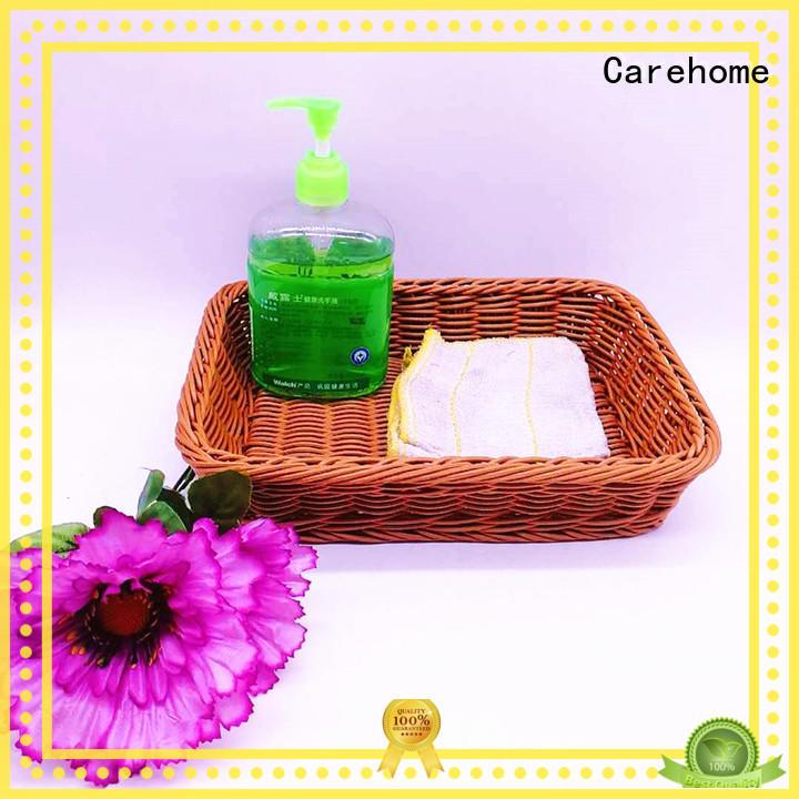 Carehome washable hotel basket wholesale for market