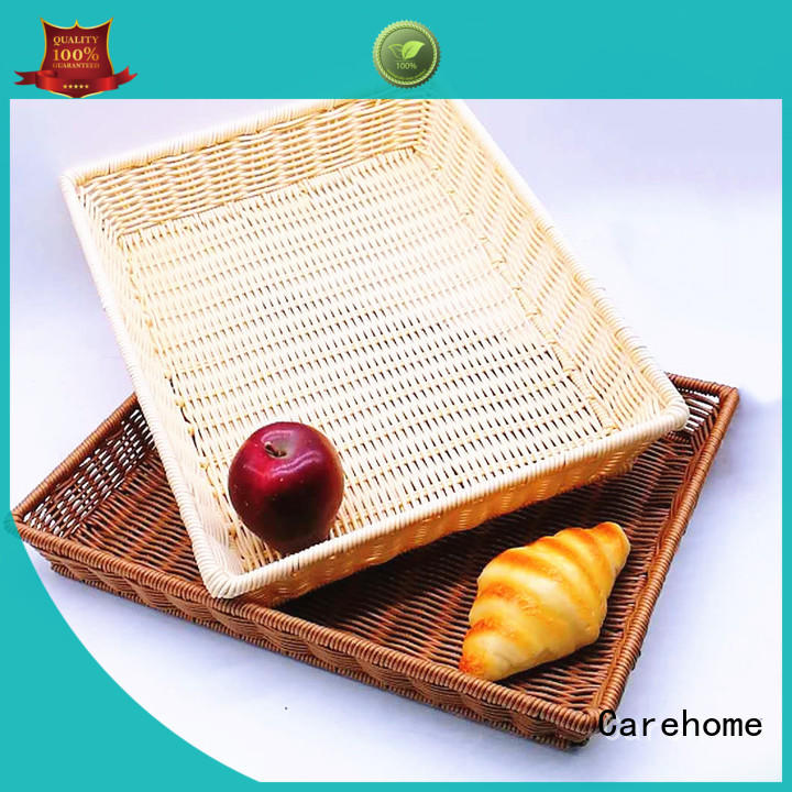 Carehome solid bakery basket with high quality for supermarket