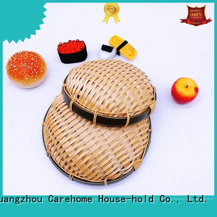 hollow vietnamese bamboo basket handmade ecofriendly for shop