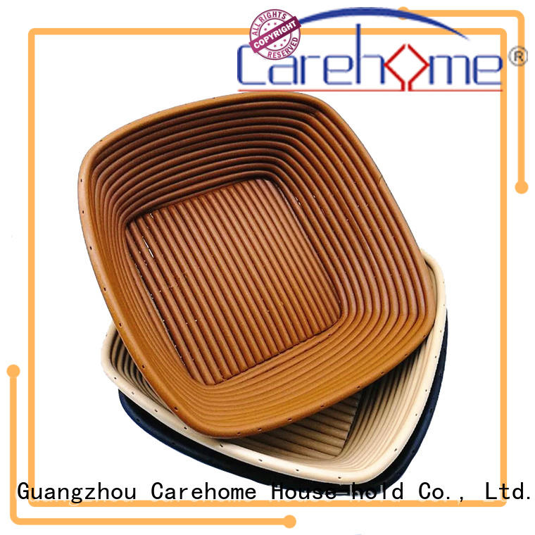 FDA test Banneton proofing basket wholesale made of 100% natural rattan