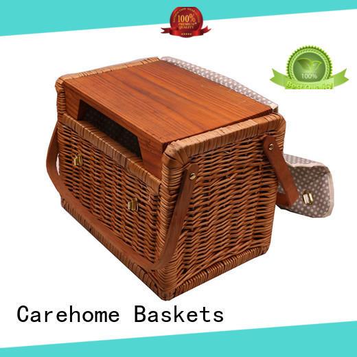 Carehome durable large hamper baskets wholesale for shop