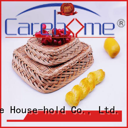 Carehome high quality craft gift basket supplier for market