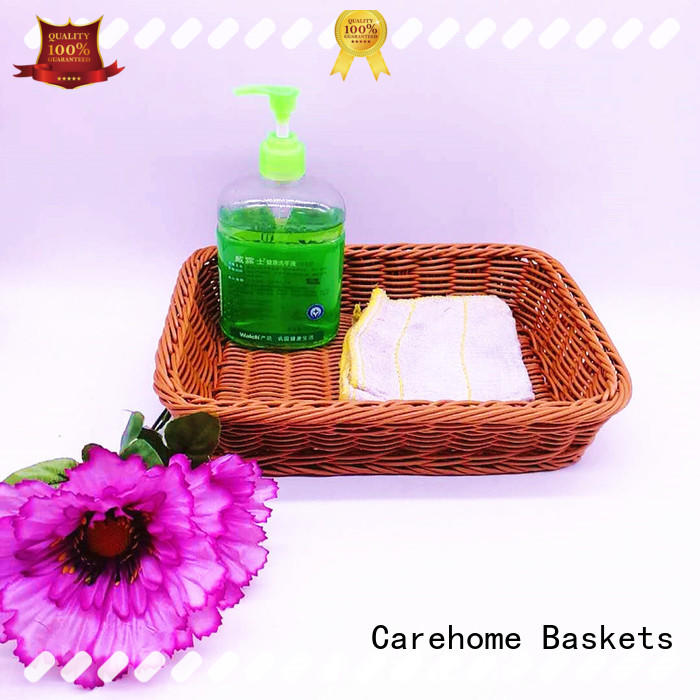 Carehome handcraft breakfast basket manufacturer for market