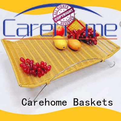 woven serving baskets bt1006 for market Carehome