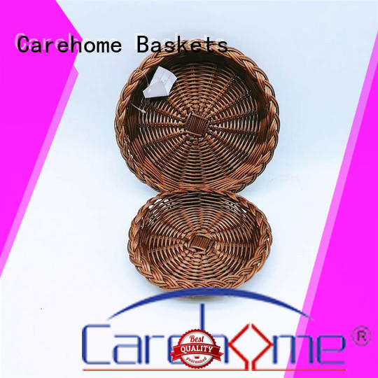 Carehome graceful restaurant basket with high quality for family