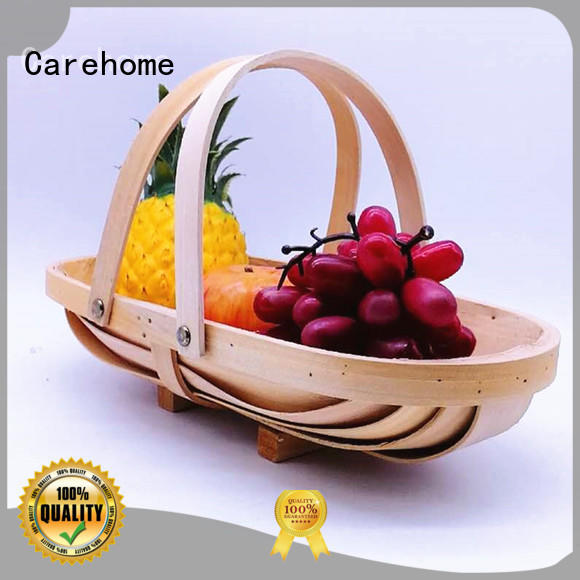 Carehome from wicker gift baskets with high quality for family