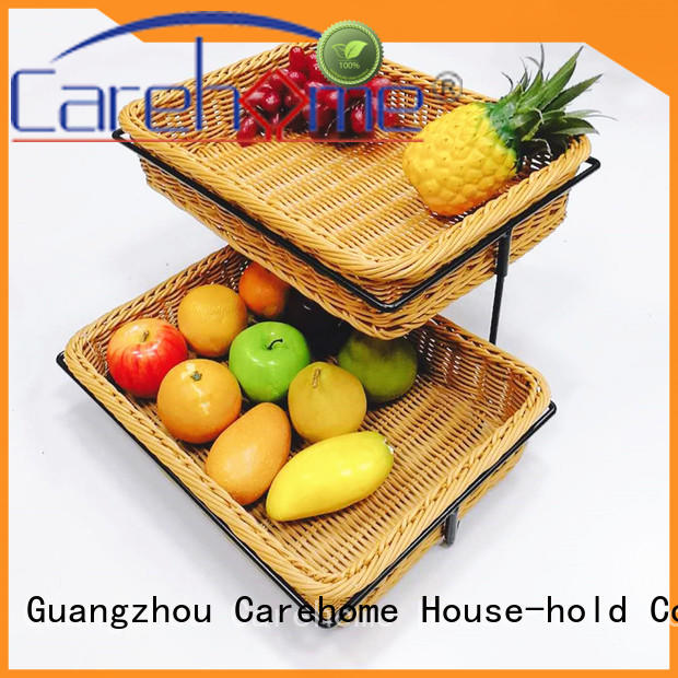 Carehome trm1042 wooden bread basket with high quality for family