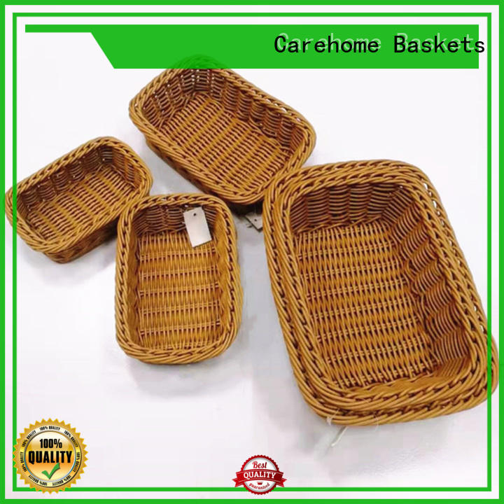 Carehome lovely bakery display baskets manufacturer for family