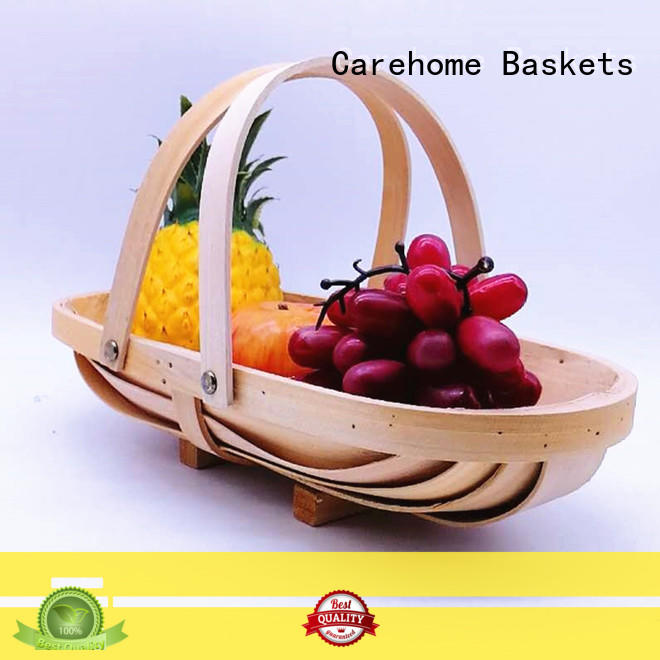Carehome durable craft gift basket supplier for shop