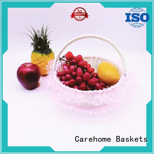 Carehome star wicker gift baskets wholesale for shop