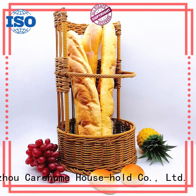 Carehome tray wooden bread basket supplier for sale