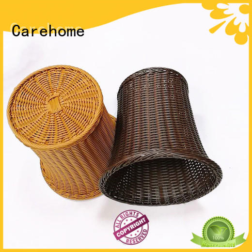 wicker laundry basket handle for market Carehome