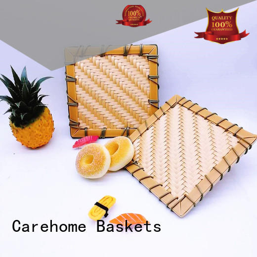 Carehome washable Bamboo Basket on sale for family