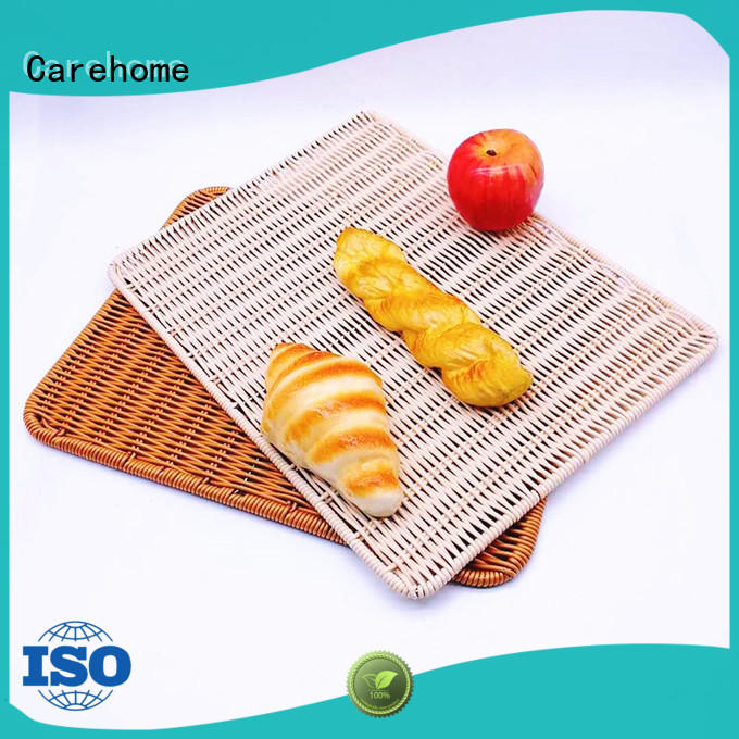 bamboo tray basket cover for family Carehome