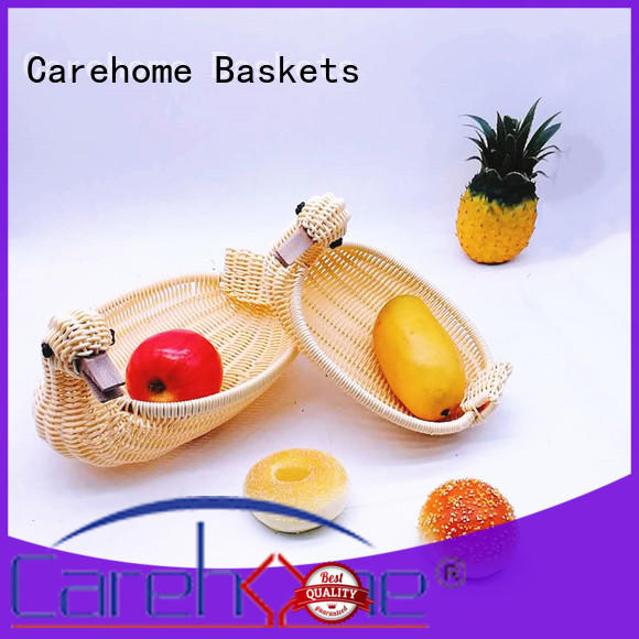 durable wooden basket for gifts wholesale for shop
