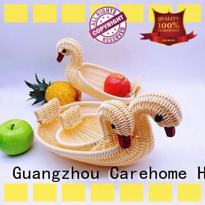 Carehome natural wicker gift baskets wholesale for supermarket