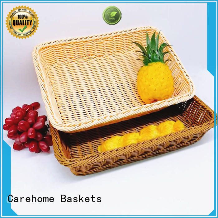 vegetable plastic bread basket pp for shop Carehome